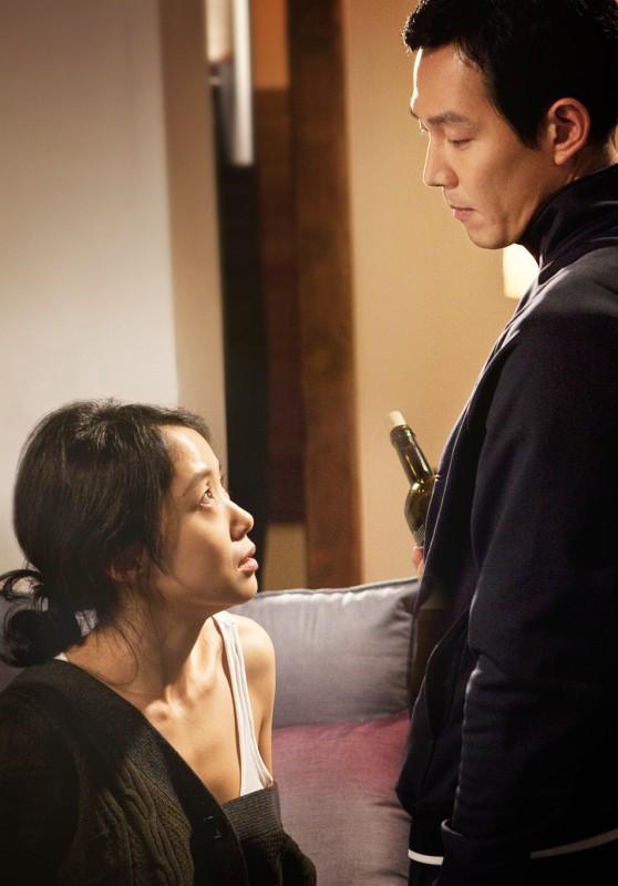 Una scena del dramma sud coreano The Housemaid