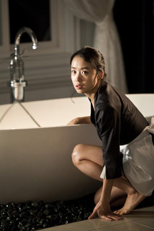 Una sensuale scena di The Housemaid di Im Sang-soo ( Corea del Sud )