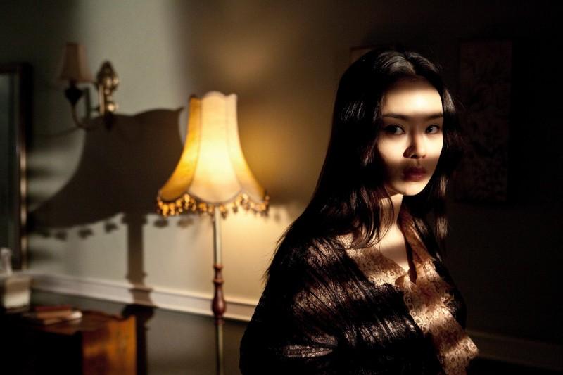 Una sensuale sequenza di The Housemaid di Im Sang-soo ( Corea del Sud )