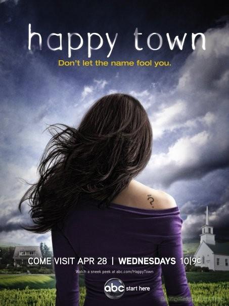 La locandina di Happy Town