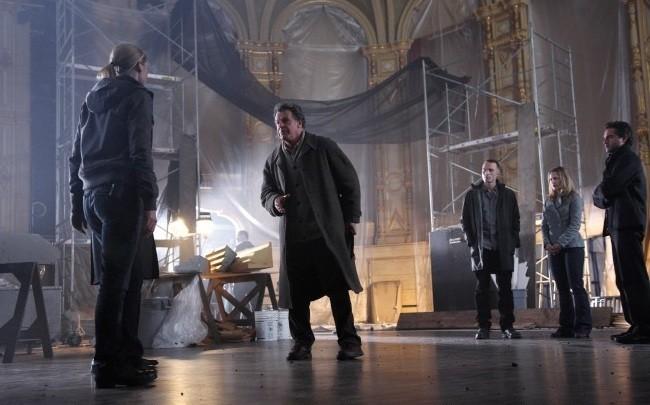 Fringe: una scena della prima parte del finale della stagione 2