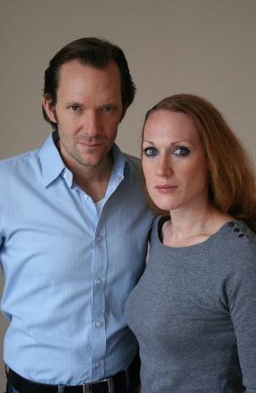 I registi Tizza Covi e Rainer Frimmel, autori del film Non è ancora domani (La pivellina)