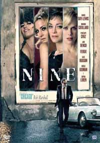 La copertina di Nine (dvd)