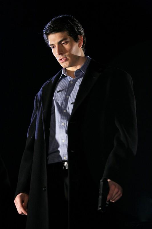 Brandon Routh interpreta Shaw nell'episodio Chuck Versus the Other Guy