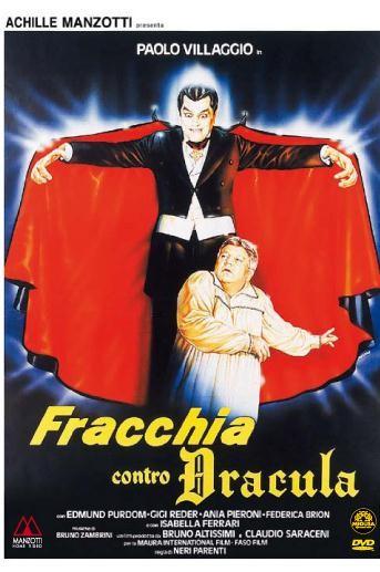 La copertina di Fracchia contro Dracula (dvd)