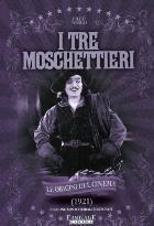 La copertina di I tre moschettieri (dvd)