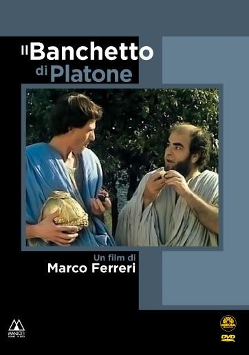 La copertina di Il banchetto di Platone (dvd)