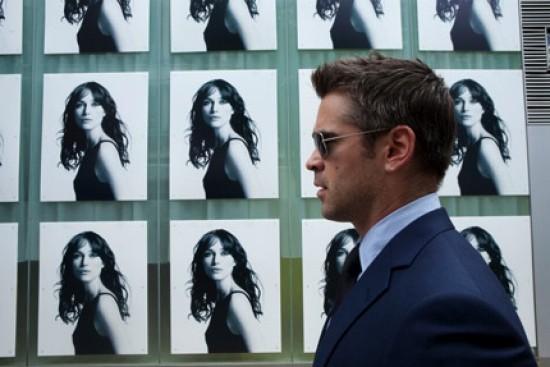 Profilo di Colin Farrell in London Boulevard
