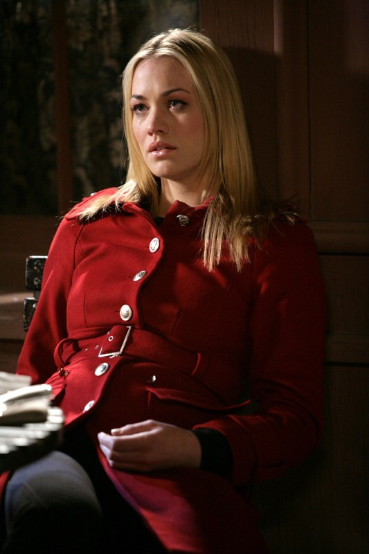 Sarah (Yvonne Strahovski) nell'episodio Chuck Versus the Other Guy