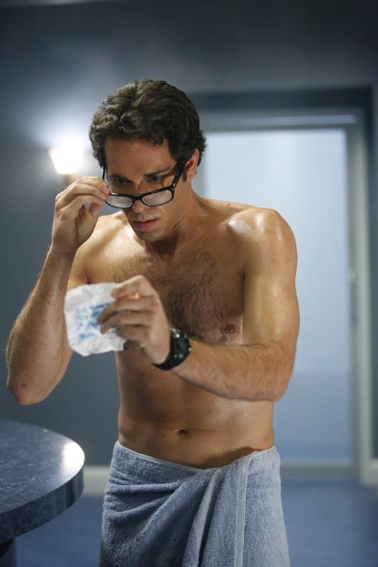 Zachary Levi nell'episodio Chuck Versus the Final Exam