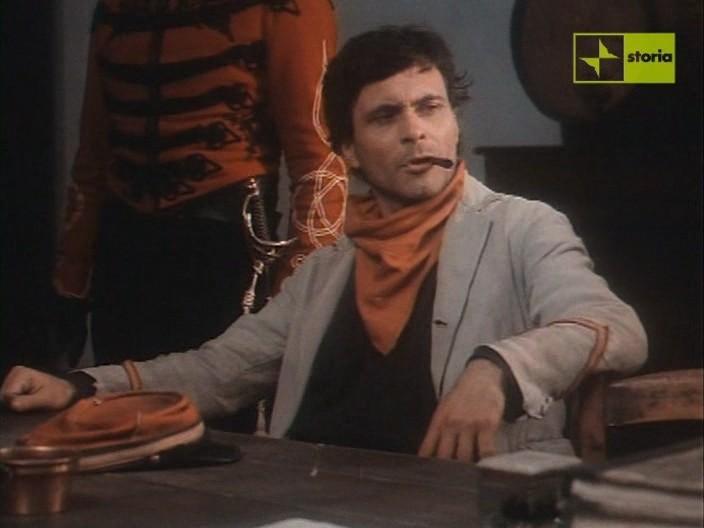 Antonio Orfanò in una scena del film Garibaldi The General diretto da Luigi Magni