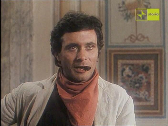 Antonio Orfanò nel film di Luigi Magni Garibaldi Il Generale