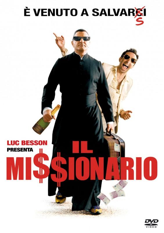 La copertina di Il mi$$ionario (dvd)