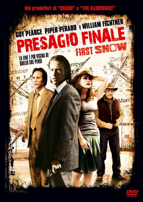 La copertina di Presagio finale - First Snow (dvd)