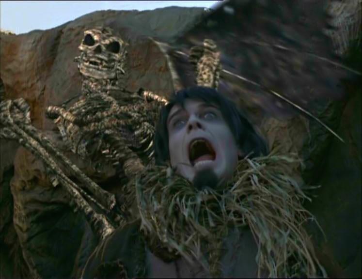 Matthew Chamberlain in Xena e le baccanti, episodio del serial Xena.