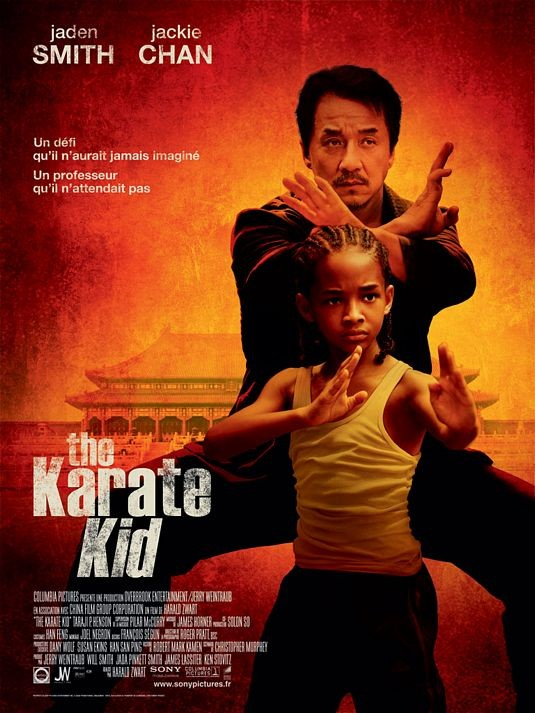Nuovo poster per The Karate Kid
