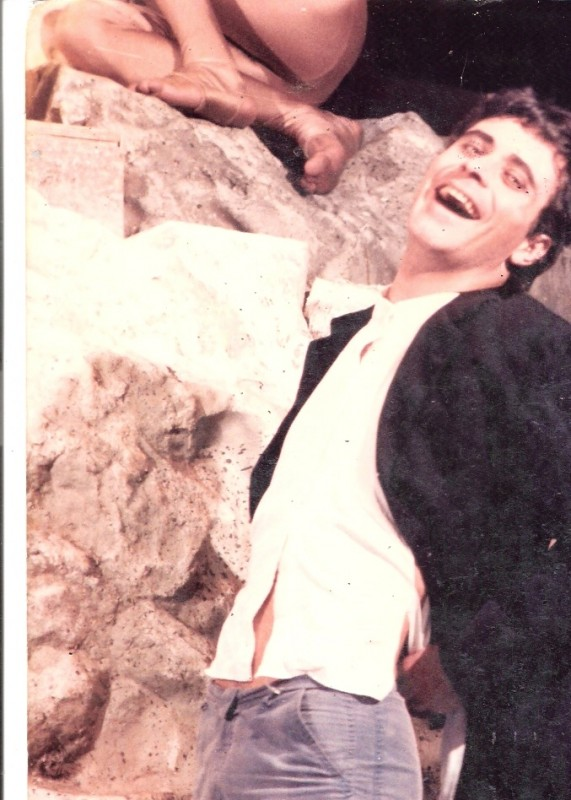 Taormina, Taormina Arte: Antonio Orfanò in scena con Upupa My Dream is My Rebel King