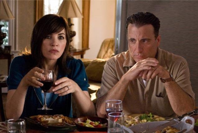 Andy Garcia e Julianna Margulies sono i coniugi Rizzo nella commedia City Island