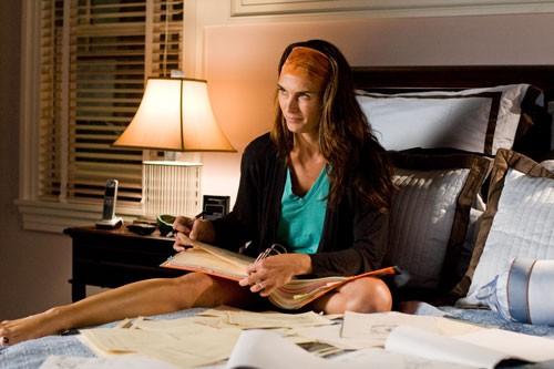 Brooke Shields in un'immagine del film Puzzole alla riscossa