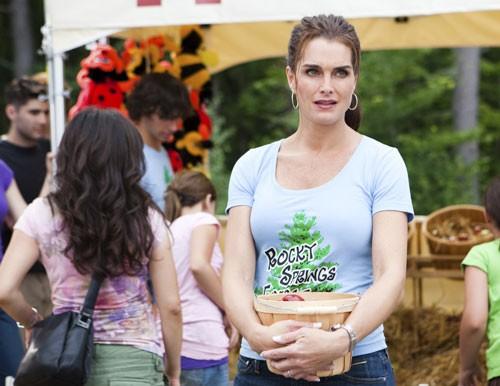 Brooke Shields in una scena del film Puzzole alla riscossa