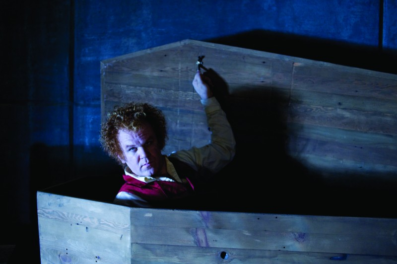 John C. Reilly in una scena del film Cirque du Freak: The Vampire's Assistant (2009)