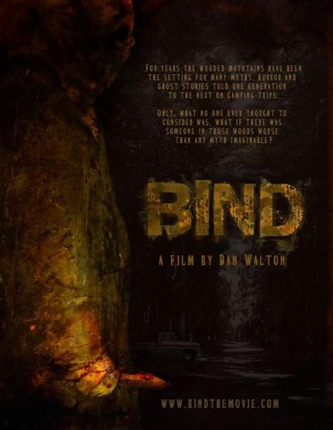 La locandina di Bind