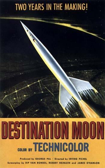 La locandina di Uomini sulla luna