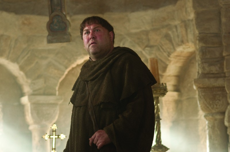 Mark Addy è frate Tuck nel film Robin Hood