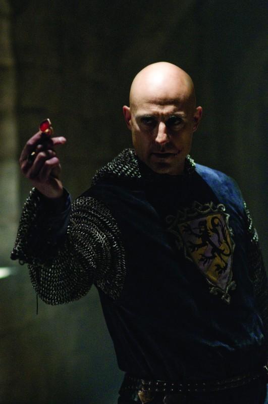 Mark Strong è Godfrey nel film Robin Hood
