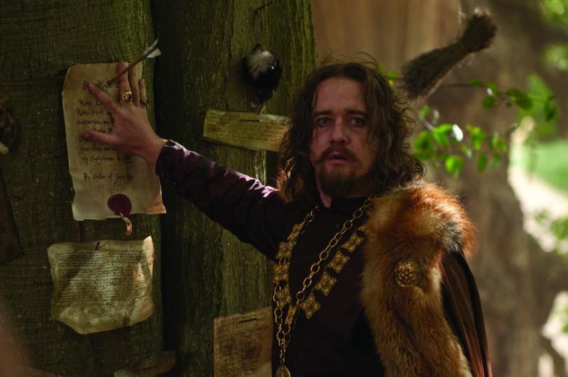 Matthew Macfadyen è lo sceriffo di Nottingham nel film Robin Hood (2010)