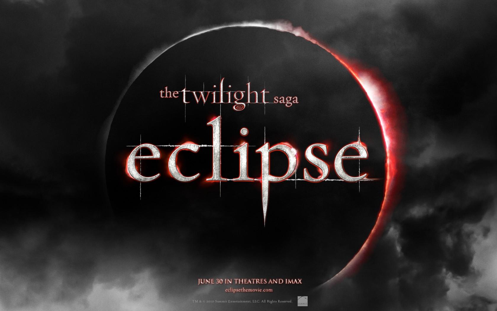 Un wallpaper ufficiale del film The Twilight Saga: Eclipse