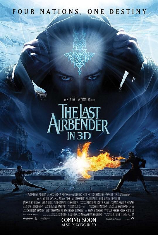 Ancora un poster di The Last Airbender