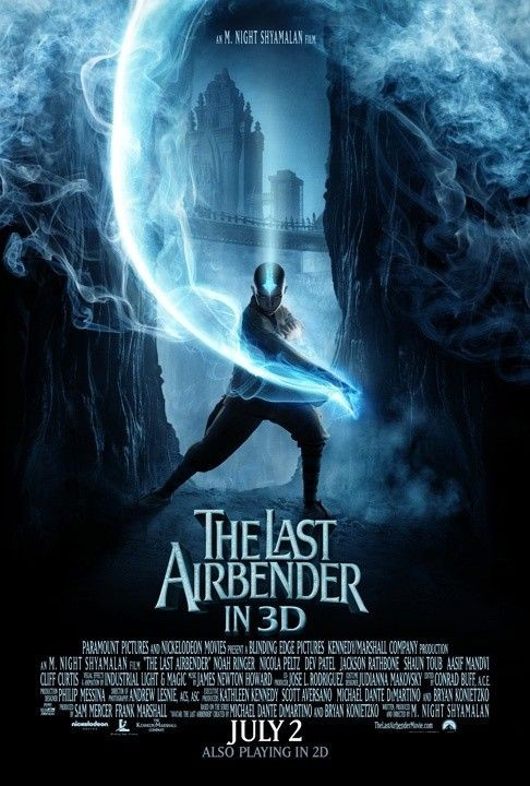 Character Poster 2 per The Last Airbender
