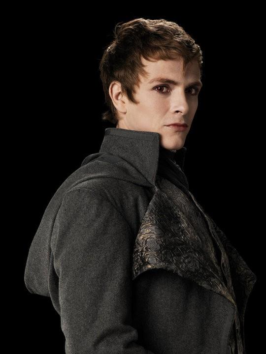 Charlie Bewley è Demetri in una foto promo di The Twilight Saga: Eclipse
