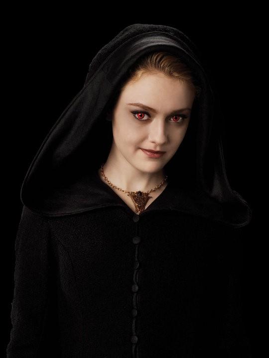 Dakota Fanning nel ruolo di Jane in uno scatto promo di The Twilight Saga: Eclipse