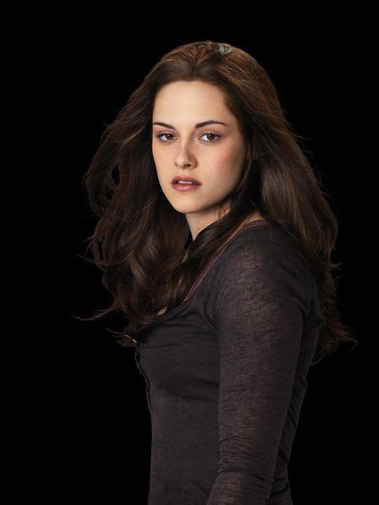 Kristen Stewart è Bella Swan in uno scatto promozionale del film The Twilight Saga: Eclipse