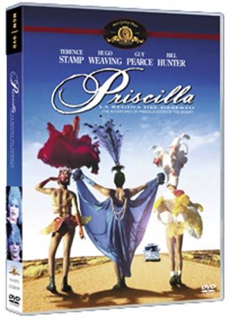 La copertina di Priscilla, la regina del deserto (dvd)