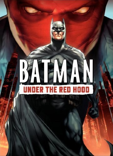 La locandina di Batman: Under the Red Hood