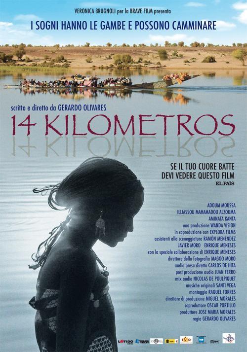 Locandina italiana del film 14 Km