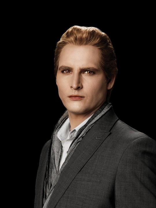 Peter Facinelli in uno scatto promozionale del film The Twilight Saga: Eclipse
