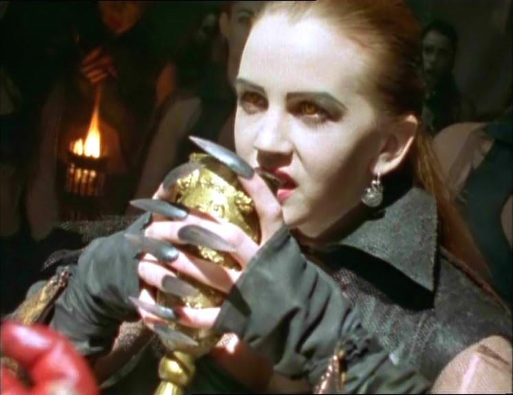 Renee O\'Connor in Xena e le baccanti, episodio dio Xena principessa guerriera