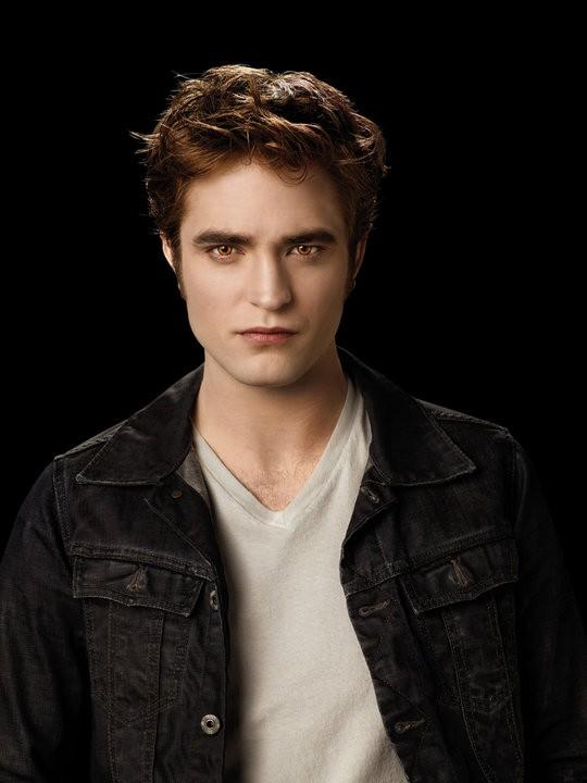 Robert Pattinson in un'immagine promozionale di The Twilight Saga: Eclipse