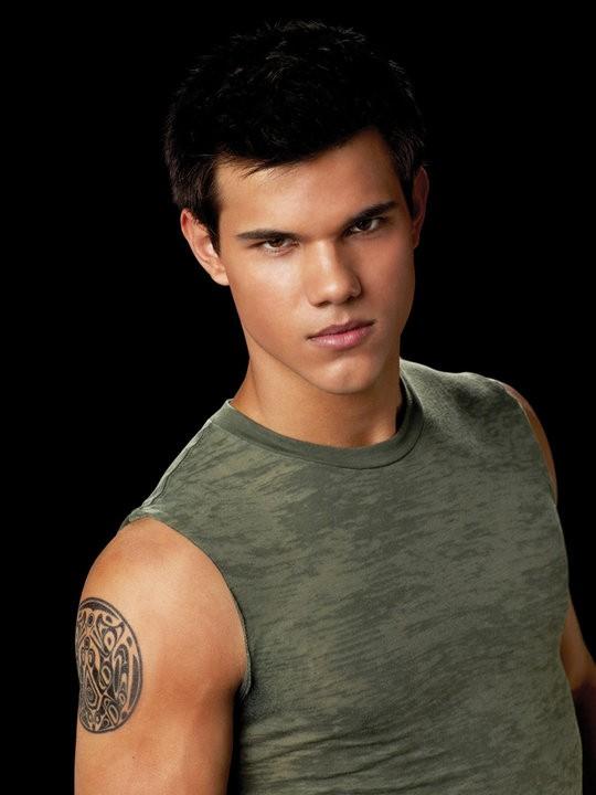 Taylor Lautner in una foto promozionale di The Twilight Saga: Eclipse