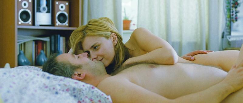Un'immagine del film Tuesday, After Christmas di Radu Muntean