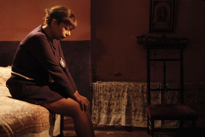 Un'immagine tratta dal film Octubre di Daniel Vega