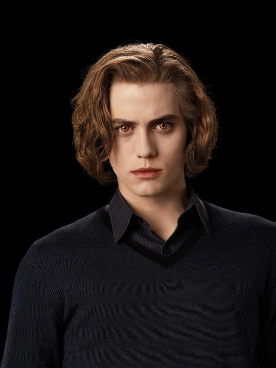 Una foto promo di The Twilight Saga: Eclipse con Jackson Rathbone che interpreta Jasper Hale