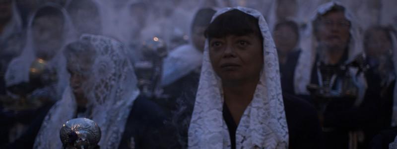 Una scena del film Octubre di Daniel Vega