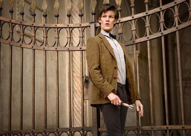 Doctor Who: Matt Smith nell'episodio Vampires of Venice