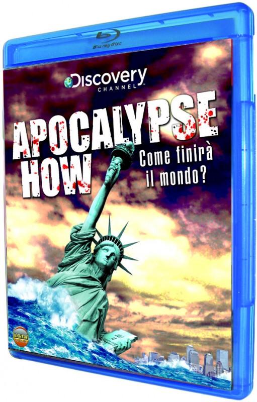 La copertina di Apocalypse How - Come finirà il mondo? (blu-ray)