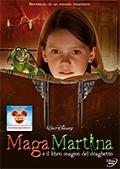 La copertina di Maga Martina e il libro magico del draghetto (dvd)